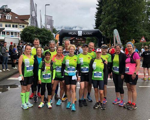 Viel Spaß beim Allgäu Panorama Marathon in Sonthofen
