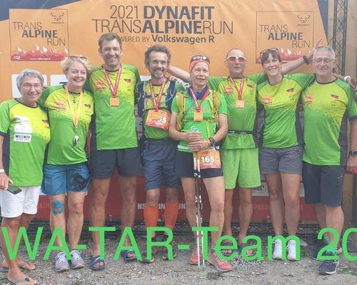 Transalpine Run 2021 – einmal quer durch die Alpenwelt