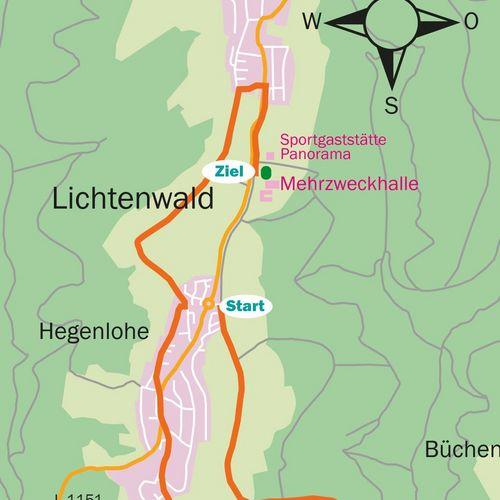 Metzgerei Schäfer Fitness-Lauf