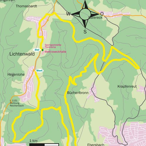 INTERSPORT Räpple Halbmarathon