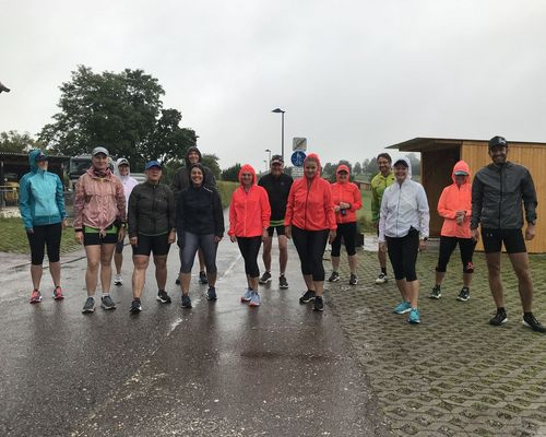 """Erfolgreicher Abschluss des Laufprojekts """"von 0 auf 21 km"""" – Corona Edition"""