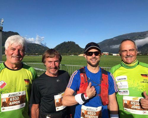Jungfrau-Marathon 2021 in der Schweiz
