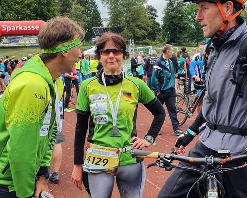 26. Drei-Talsperren-Marathon in Eibenstock